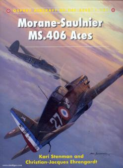 Stenman, K./Davey, C. (Illustr.): Morane-Saulnier MS.406 Aces