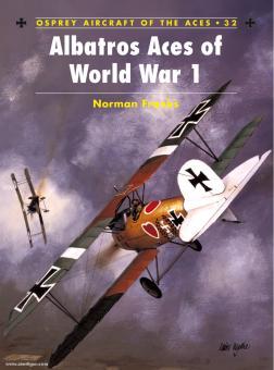 Franks, N./Dempsey, H. (Illustr.): Albatros Aces of World War I. Teil 1