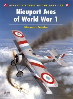 Franks, N./Dempsey, H. (Illustr.): Nieuport Aces of World War I