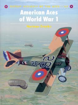 Franks, N./Dempsey, H. (Illustr.): American Aces of World War I