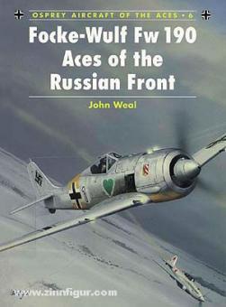 Weal, J./Chappell, M. (Illustr.): Focke-Wulf Fw 190 Aces of the Russian Front