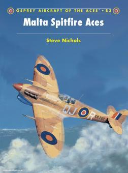 Nichols, S.: Malta Spitfire Aces