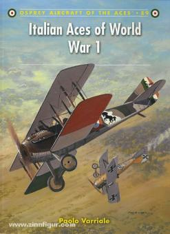 Varriale, P./Dempsey,: Italian Aces of World War 1
