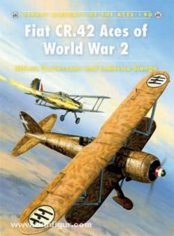 Gustavsson, H./Slongo, L./Caruana, R. (Illustr.): Fiat CR.42 Aces of World War 2