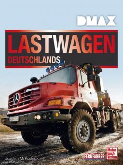 Köstnick, Joachim M.: Lastwagen Deutschlands