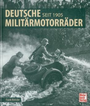 Rönicke, Frank: Deutsche Motorräder seit 1905