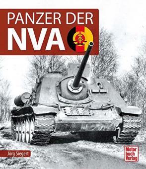 Siegert, Jörg: Panzer der NVA