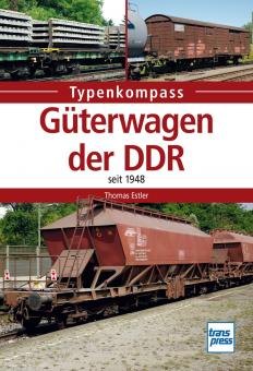 Estler, G.: Typenkompass. Güterwagen der DDR