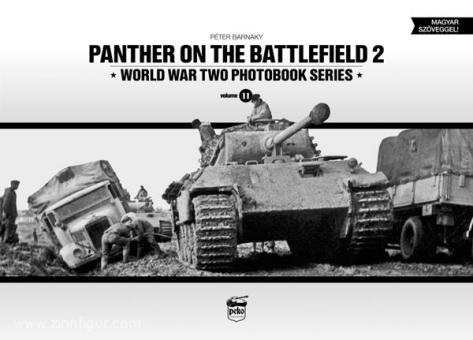 Barnaky, P.: Panther on the Battlefield. Band 2