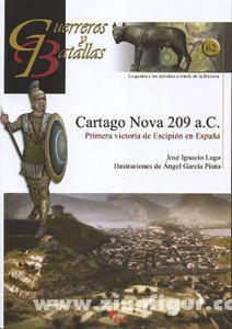 Lago, J. I.: Cartago Nova 209 a.C. Primera victoria de Escipión en Espana