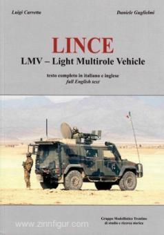 Carretta, Luigi/Guglielmi, Daniele: Lince. LMV - Light Multi-role Vehicle