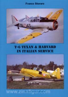 Storaro, F.: T-6 Texan & Harvard in Italien Service
