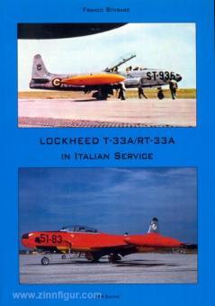 Storaro, F.: Lockheed T-33A/RT-33A in italian Service