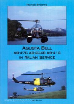 Storaro, F.: Agusta Bell AB-47G, AB-204B, AB-412 in italian Service