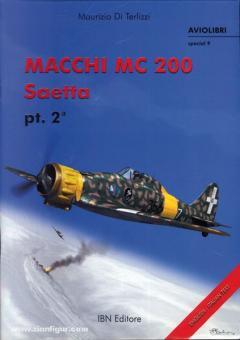 Di Terlizzi, M.: Macchi MC 200 Saetta. Teil 2