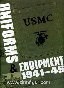 Alberti, B./Pradier, L.: The United States Marine Corps 1939-1945