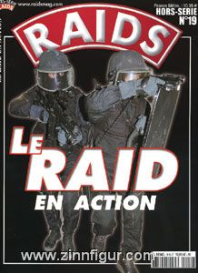 "Raids Special Nr. 19 ""Le Raid en Action"""