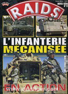 """Raids Special Nr. 23 """"L'Infanterie Mécanisée"""". Band 1"""