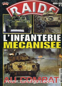 """Raids Special Nr. 25 """"L'Infanterie Mécanisée"""". Band 2"""