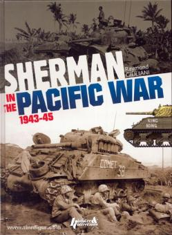 Giuliani, R.: Sherman in the Pacific 1943-1945