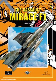 Evans, Andy: The Dassault Mirage F1