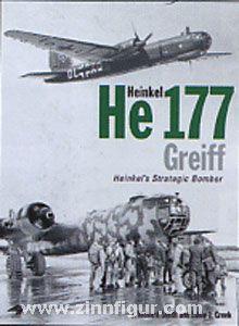 Smith, J. R./Creek, E. J.: Heinkel He 177 Greif