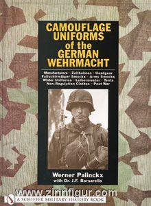 Palinckx, W./Borsarello, J. F.: Camouflage Uniforms of the German Wehrmacht