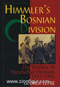 Lepre, G.: Himmler's Bosnian Division