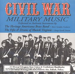 Civil War Military Music (USA)