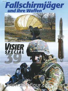Visier Special Nr. 39: Fallschirmjäger und ihre Waffen