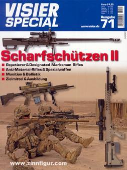 Visier Special. Heft 71: Scharfschützen. Teil 2