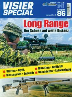 Visier-Special. Heft 86: Long Range. Der Schuss auf weite Distanz