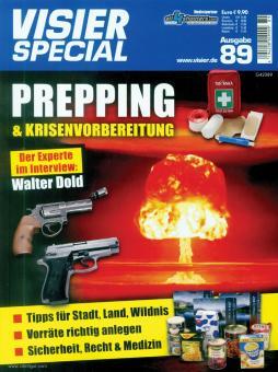 Visier-Special. Heft 89: Prepping & Krisenvorbereitung