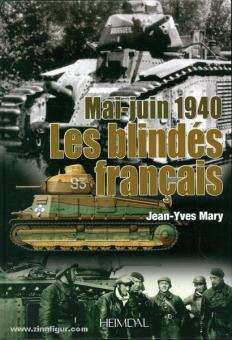 France 1940. Blindés francais