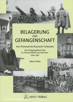 Pethö, A. (Hrsg.): Belagerung und Gefangenschaft