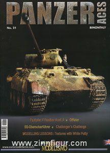 Panzer Aces. Heft 21
