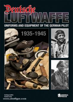 Cano, G./Guillén S.: Luftwaffe Flight Equipment 1935-1945