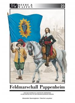 Querengässer, Alexander / Lunyakov, Sascha: Feldmarschall Pappenheim