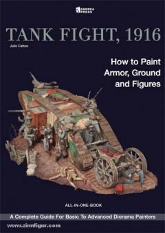 Cabos, J.: Tank Fight, 1916