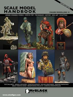 Demiras, S. (Hrsg.): Scale Model Handbook. Figure Modelling. Heft 10