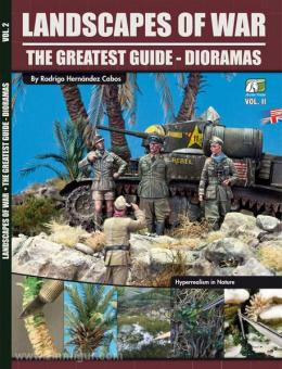 Cabos, R. H.: Landscapes of War. The Greatest Guide - Dioramas. Band 2