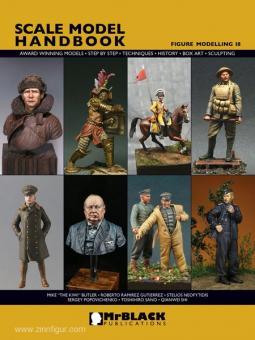 Demiras, S. (Hrsg.): Scale Model Handbook. Figure Modelling. Heft 18