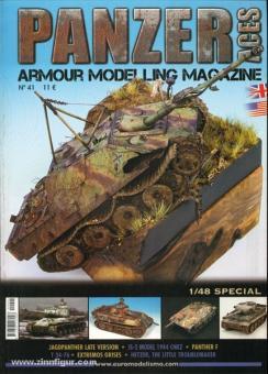 Panzer Aces. Armour Modelling Magazine. Heft 41
