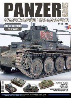 Panzer Aces. Armour Modelling Magazine. Heft 52