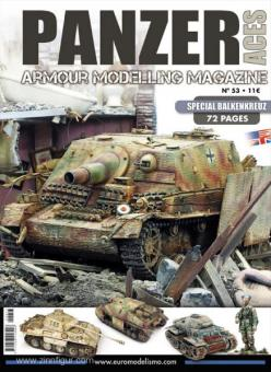 Panzer Aces. Armour Modelling Magazine. Heft 53