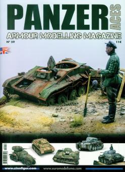 Panzer Aces. Armour Modelling Magazine. Heft 59