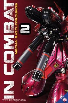 Jiménez, Mig u.a.: In Combat. Mecha Battlegrounds. Band 2