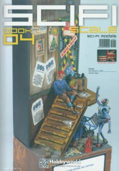 Scifi Scale Book. Band 4