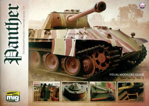 González, Enrique C.: Panther. Panzerkampfwagen V Panther Sd.Kfz. 171