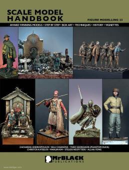Scale Model Handbook. Figure Modelling. Heft 23
